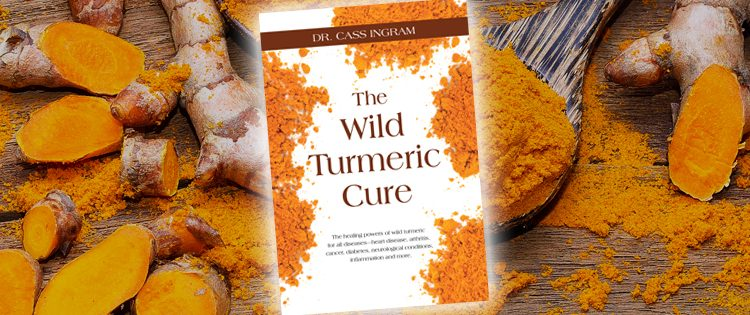 New Book: The Wild Turmeric Cure