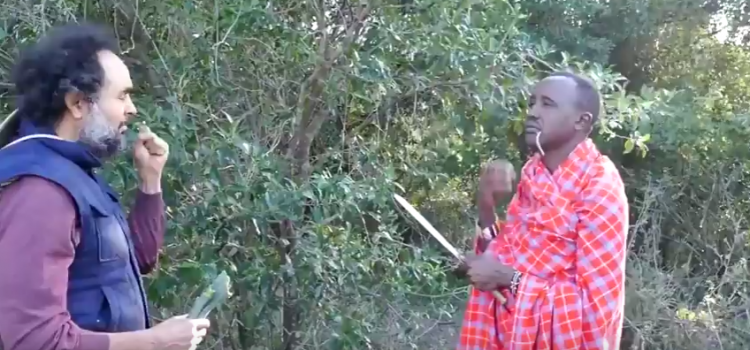 Dr. Ingram Discovers Maasai Dental Tree