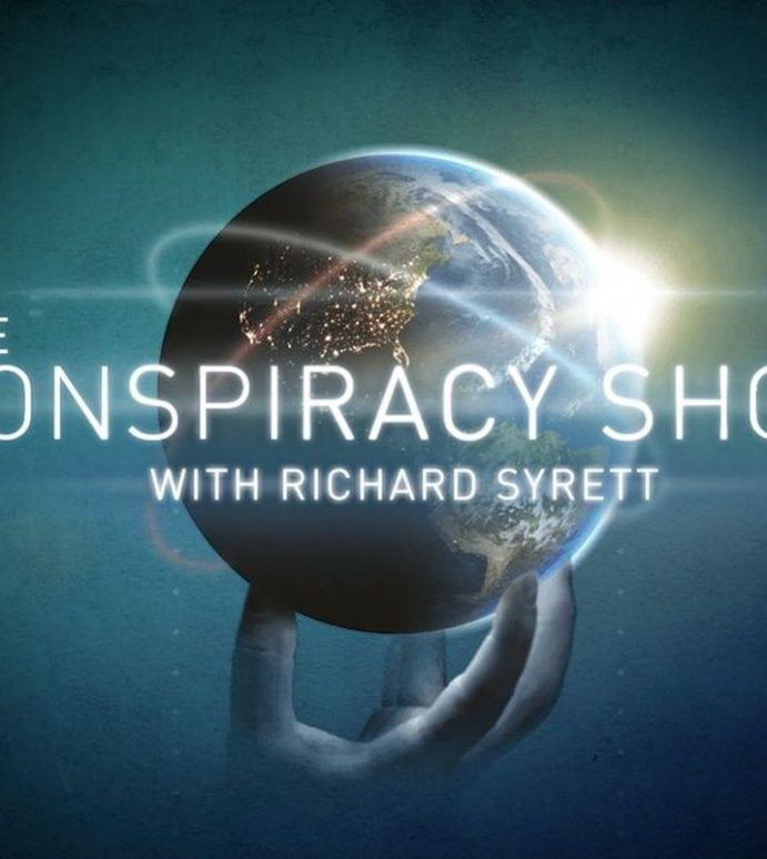 "Dr. Ingram discusses the ""Flu Shot"" on The Conspiracy Show with Richard Syrett"